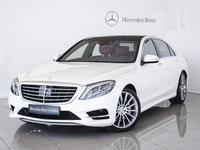 Mercedes-Benz S-Class 2017 Mercedes-Benz S500L AMG Luxury