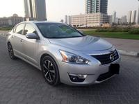 Nissan Altima 2013 NISSAN ALTIMA 2013 FULL OPTION (LOW MILEAGE)