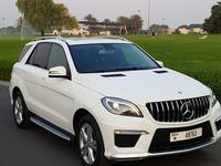 مرسيدس بنز الفئة-M 2015 ML 350 fully kit 63