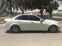 Mercedes-Benz C-Class 2012 2012 C-CLASS IN PERFECT CONDITION