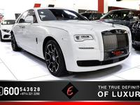Rolls Royce Ghost 2017 [[2017]] ROLLS ROYCE GHOST BLACK BADGE (4 BUT...