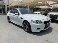 BMW M5 2012 BMW M5 / 2012 GCC full option perfect conditi...