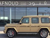 Mercedes-Benz G-Class 2019 G63 2019 GCC FULL OPTIONS