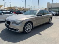 BMW 7-Series 2011 BMW 740li / GCC / 2011 full option perfect co...