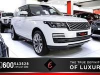 لاند روفر رينج روفر 2019 RANGE ROVER VOGUE (2019) IN VERY LOW MILEAGE ...