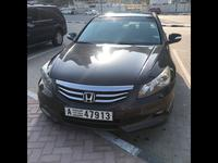Honda Accord 2012 Mr. Hussein Alhadeethi