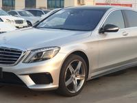 مرسيدس بنز الفئة-S 2014 NEW S500L LONG WITH KIT AMG MERCEDES BENZ