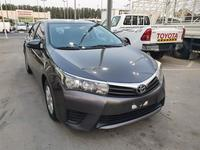 Toyota Corolla 2015 TOYOTA COROLLA SE 2.0 GCC 2015 IN VERY GOOD C...