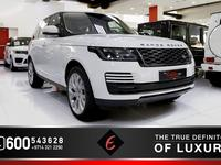 {2018} BRAND NEW RANGE ROVER 380HP ...