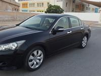 Honda Accord 2008 ACCORD 2008 MID OPTION ACCIDENT FREE NO MECHN...