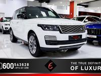 لاند روفر رينج روفر 2018 (2018) BRAND NEW RANGE ROVER VOGUE SE SUPERCH...