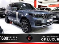 لاند روفر رينج روفر 2018 (2018) RANGE ROVER VOGUE AUTOBIOGRAPHY WITH R...