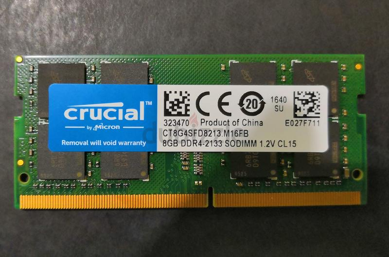 DDR4 8GB RAM for Laptop