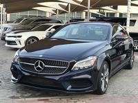 مرسيدس بنز الفئة-CLS 2015 Mercedes CLS 400 perfect condition