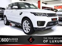 Land Rover Range Rover Sport 2019 {2019} BRAND NEW RANGE ROVER (SPORT HSE) WITH...