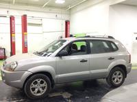 Hyundai Tucson 2009 HYUNDAI TUCSON 2009 EXCELLENT CONDITION 4 CYL...