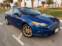 Ford Fusion 2017 FORD FUSION HYBRID 2017 USA
