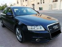 Audi A6 2011 AUDI A6 2011,AGENCY MAINTAINED,GCC,TOP OF THE...