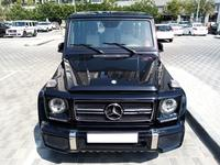 مرسيدس بنز الفئة-G 2016 Mercedes G 63 AMG 2016 GCC Excellent Conditio...