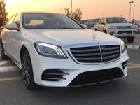 مرسيدس بنز الفئة-S 2018 MERCEDES BENZ S450 WHITE CLEAN TITLE!