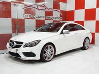 Mercedes-Benz E-Class 2014 Mercedes E320 Coupe 2014 GCC Full option
