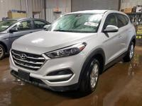Hyundai Tucson 2017 Tucson 2017 very clean and in perfect conditi...