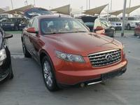 إنفينيتي FX45/FX35 2008 FX35 GCC 2008 full option excellent condition