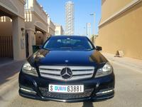Mercedes-Benz C-Class 2013 C 200 GCC, New Tires, Full Service Done, Exce...