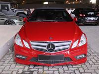 مرسيدس بنز الفئة-E 2011 2011 Mercedes Benz E350 (Low Mileage)
