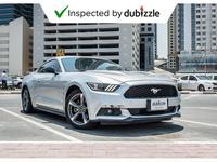 فورد موستانج 2015 AED1334/month | 2015 Ford Mustang 3.7L | Full...