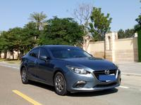 Mazda 3 2015 GCC MAZDA 3, 2015 MODEL, PERFECT CONDITION 10...