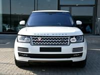 Land Rover Range Rover 2016 Range Rover Vogue SE 2016 GCC Under warranty