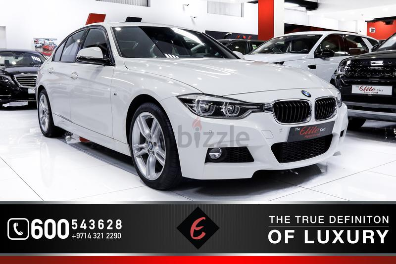 Brand New 2018 Bmw 318i Mkit With 2 Year Main Dealer Warranty Great Deal