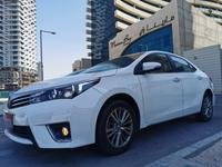 تويوتا كورولا 2015 Toyoto Corolla SE+ (2L),2015 with warranty