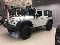 جيب Wrangler Unlimited 2016 Jeep Wrangler Unlimited - lady driven - Not N...