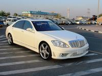 مرسيدس بنز الفئة-S 2007 Mercedes Benz S550L Model Japan Import
