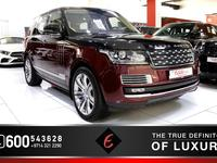 Land Rover Range Rover 2016 RANGE ROVER (2016) SV AUTOBIOGRAPHY - 21 INCH...