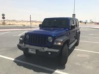 Jeep Wrangler 2018 URGENT All New Jeep Wrangler Unlimited Sport ...