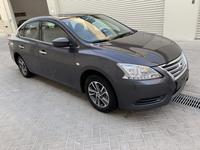 Nissan Sentra 2016 Nissan Sentra 1.6 eng GCC push button start b...