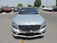 مرسيدس بنز الفئة-S 2014 A CLEAN TITLE S 500 L FOR SALE ( FULL AMG KIT...