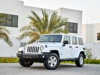 جيب Wrangler Unlimited 2017 2017 Wrangler Sahara Leather + Navigation - A...