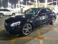 Mercedes-Benz AMG 2015 MERCEDES (C200) 2015 (GCC) FULL OPTION