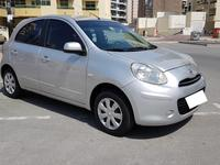 Toyota Yaris 2013 NISSAN MICRA 2013 ONE OWNER LADY DRIVEN GULF ...