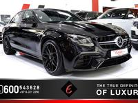 Mercedes-Benz E-Class 2017 *[2018] MERCEDES E63//AMG IN PRISTINE CONDITI...