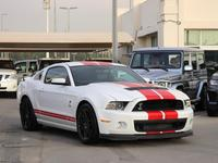 Ford Mustang 2014 FORD MUSTANG GT 500 SHELBY 2014 GCC FHS