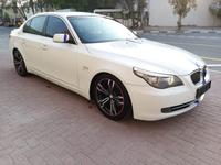 BMW 5-Series 2009 BMW 530i Full option GCC spec with perfect co...