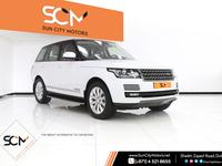 لاند روفر رينج روفر 2014 (( WARRANTY AVAILABLE )) RANGE ROVER VOGUE 5....