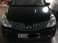 Nissan Tiida 2009 Nissan TIIDA GCC Spec 2009 model mid level