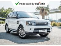 Land Rover Range Rover Sport 2013 AED1391/month | 2013 Range Rover Sport 5.0L |...
