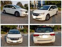 هوندا أوديسي 2014 ODYSSEY 870/- MONTHLY ,0% DOWN PAYMENT , FULL...